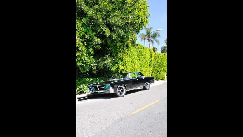 1965 Imperial Sedan Green Hornet 'The Black Beauty' Hero Picture Car presented as lot S278 at Santa Monica, CA 2013 - image12
