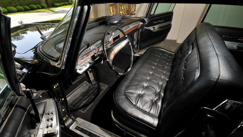 1965 Imperial Sedan Green Hornet 'The Black Beauty' Hero Picture Car presented as lot S278 at Santa Monica, CA 2013 - image4