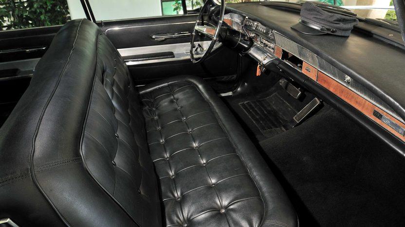 1965 Imperial Sedan Green Hornet 'The Black Beauty' Hero Picture Car presented as lot S278 at Santa Monica, CA 2013 - image5