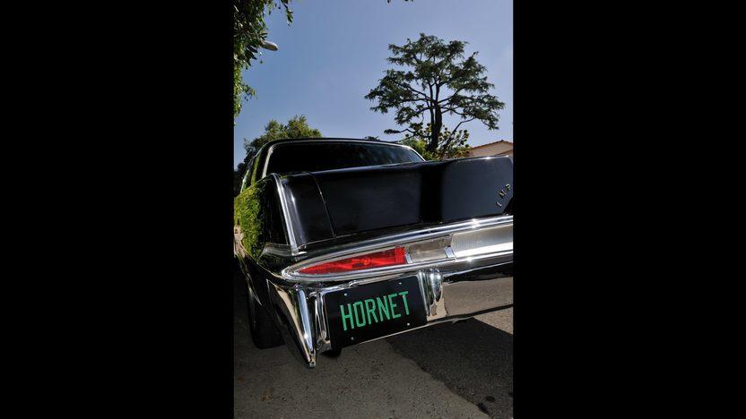 1965 Imperial Sedan Green Hornet 'The Black Beauty' Hero Picture Car presented as lot S278 at Santa Monica, CA 2013 - image9