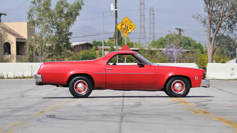 1973 Chevrolet El Camino From the TV Series, My Name is Earl presented as lot S369 at Santa Monica, CA 2013 - image2
