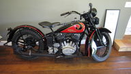 1931 Harley-Davidson VL Formerly Owned by Steve McQueen presented as lot F238 at Santa Monica, CA 2013 - thumbail image2