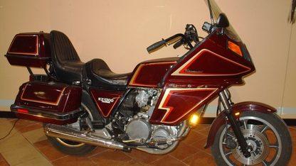 1980 Kawasaki KZ 1300 Touring