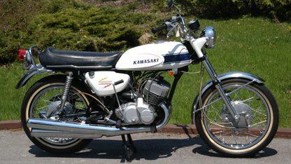 1969 Kawasaki H1 Mach III