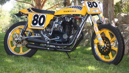 1978 Yamaha SX650 Roberts Replica