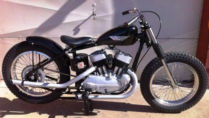 1958 Harley-Davidson KR