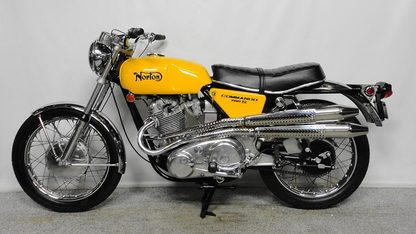 1970 Norton Commando 750S