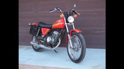 1976 Harley-Davidson SST