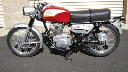 1967 Ducati Monza 250