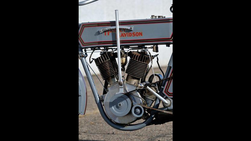 1911 Harley-Davidson 7D Twin   presented as lot S471 at Las Vegas, NV 2014 - image10