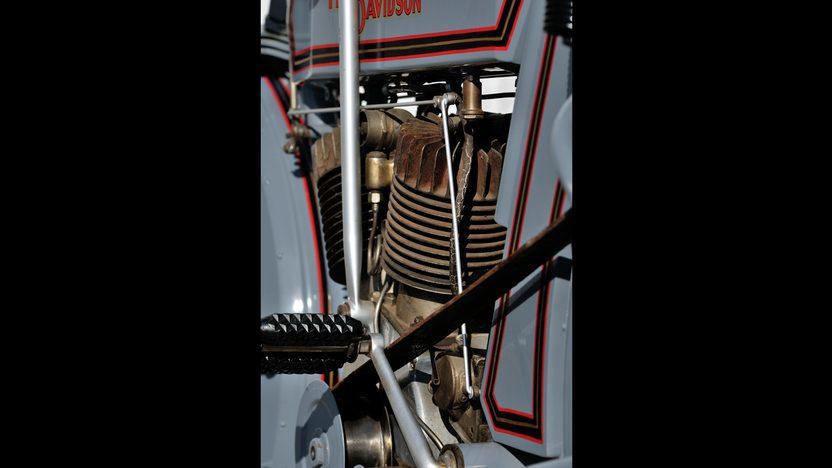 1911 Harley-Davidson 7D Twin   presented as lot S471 at Las Vegas, NV 2014 - image11