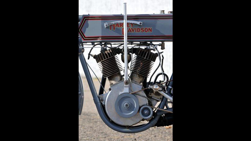 1911 Harley-Davidson 7D Twin   presented as lot S471 at Las Vegas, NV 2014 - image5