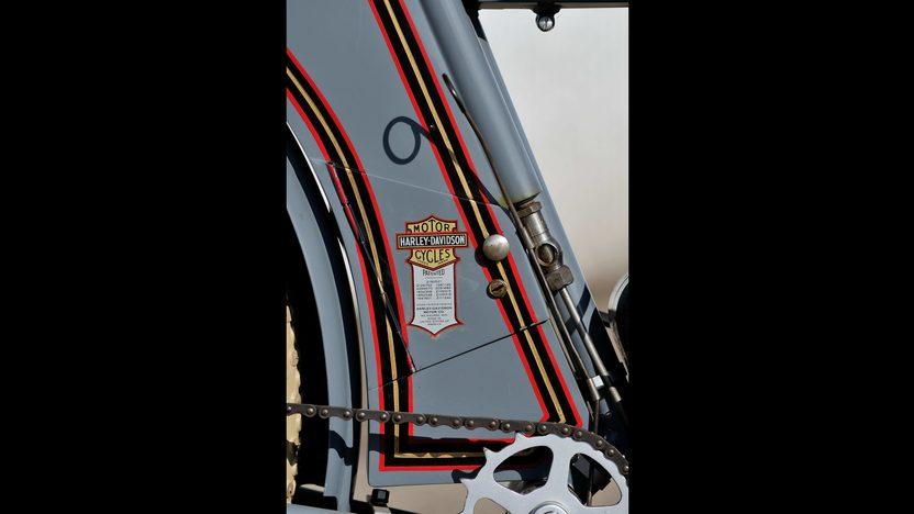 1911 Harley-Davidson 7D Twin   presented as lot S471 at Las Vegas, NV 2014 - image9