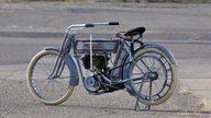 1911 Harley-Davidson 7D Twin   presented as lot S471 at Las Vegas, NV 2014 - thumbail image2