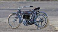 1911 Harley-Davidson 7D Twin   presented as lot S471 at Las Vegas, NV 2014 - thumbail image3