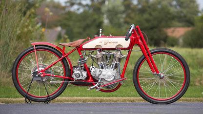 1918 Harley-Davidson Board Track Racer