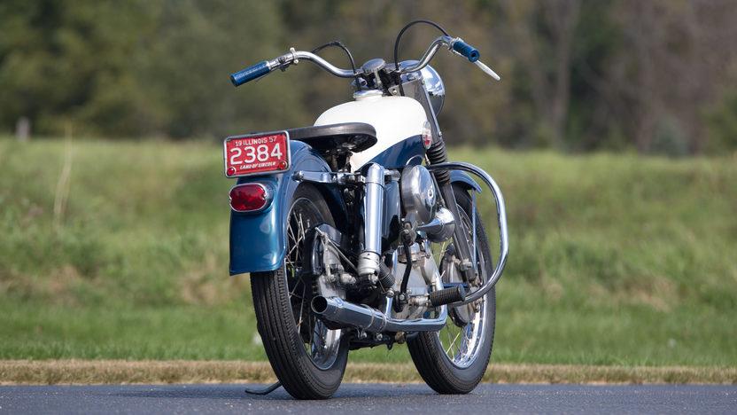 1957 Harley-Davidson Sportster XL | Mecum Las Vegas 2016 | F125