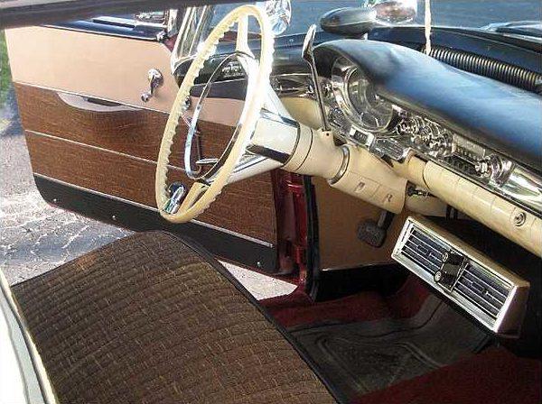 1957 Oldsmobile 98 4-door Sedan 350 CI, Automatic presented as lot S103 at St. Paul, MN 2009 - image5
