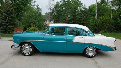 1956 Chevrolet 210 4-Door