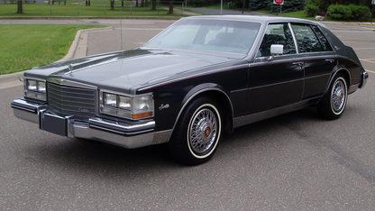 1985 Cadillac Seville 4-Door