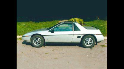 1988 Pontiac Fiero Coupe