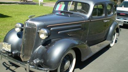 1936 Chevrolet 4-Door Sedan