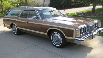 1973 Ford Country Squire Station Wagon