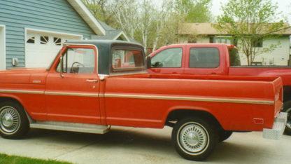 1969 Ford F100 Explorer Pickup