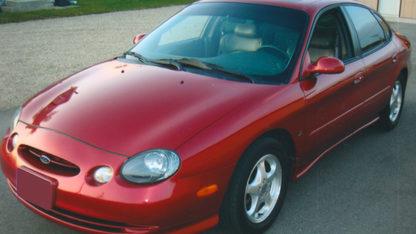 1999 Ford Taurus SHO 4-Door