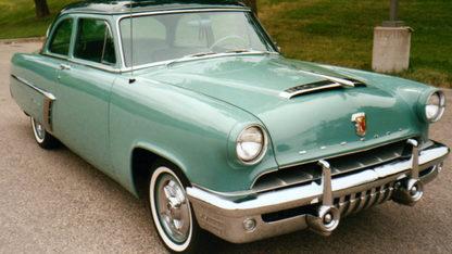 1952 Mercury Custom 2-Door