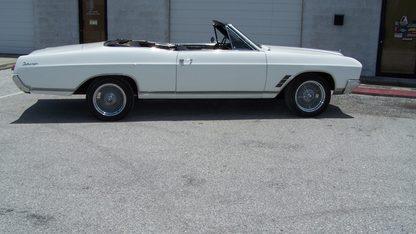 1966 Buick Skylark 2-Door