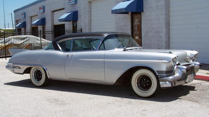 1957 Cadillac Eldorado Seville 2-Door