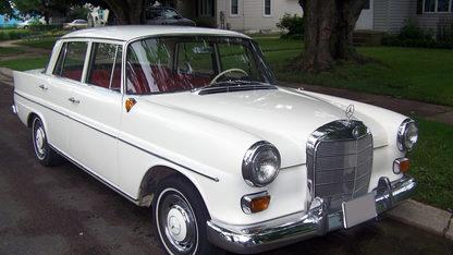 1965 Mercedes-Benz 190d Sedan