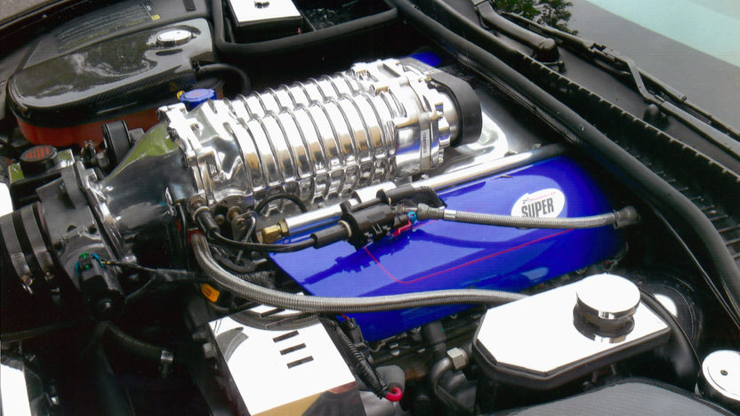 2002 Chevrolet Corvette Z06 Lingenfelter LS6, 6-Speed presented as lot S115 at St. Paul, MN 2011 - image7