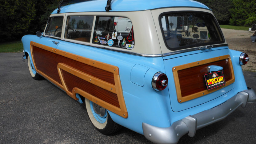 1953 Ford Woody Station Wagon presented as lot S65 at St. Paul, MN 2012 - image7