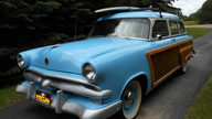 1953 Ford Woody Station Wagon presented as lot S65 at St. Paul, MN 2012 - thumbail image8