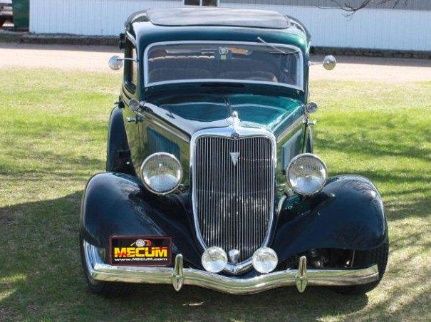 1934 ford 4 door sedan mecum st paul 2012 s86 for 1934 ford 4 door sedan