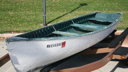 Lake Calhoun Lifeguard Boat