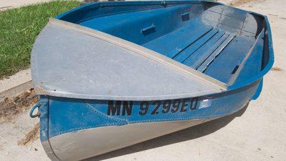 Bay Marine 12' King Fisher