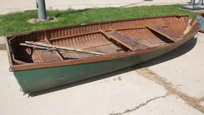 Penn Yan 12.4' Row Boat