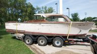1952 Chris-Craft 27' Semi Enclosed Cruiser Ace High presented as lot S85 at Winsted, MN 2010 - thumbail image3