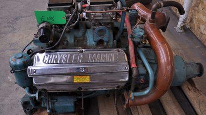 Chrysler M45-SP Hemi V-8 Engine