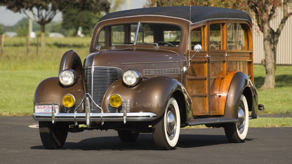1939 Chevrolet Woody Station Wagon