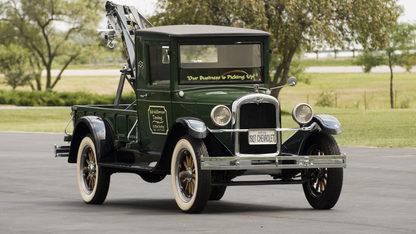 1927 Chevrolet Wrecker 1 Ton