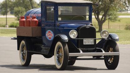 1927 Chevrolet Sohio Tanker Truck