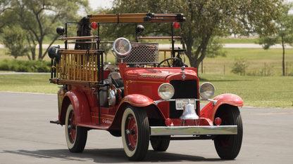 1929 Chevrolet Fire Truck 1 Ton
