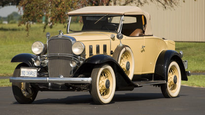1932 Chevrolet Roadster 2-Door