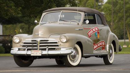 1948 Chevrolet Fleetmaster Indy Pace Car