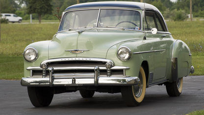 1950 Chevrolet Bel Air 2-Door Hardtop