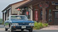 1969 Chevrolet Corvair Monza Convertible presented as lot S34 at Canal Winchester, OH 2010 - thumbail image8